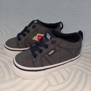 VANS Bishop Slip-On Shoes Toddler 5